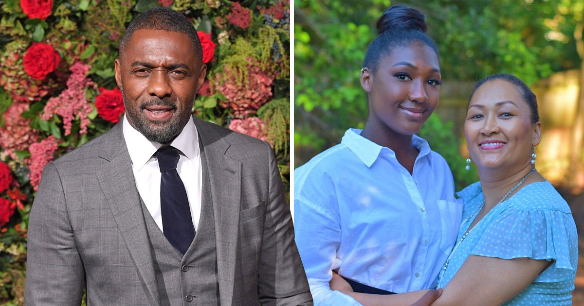 Idris Elba's daughter details her mum's mental health 'struggle' ahead of her big Golden Globes night