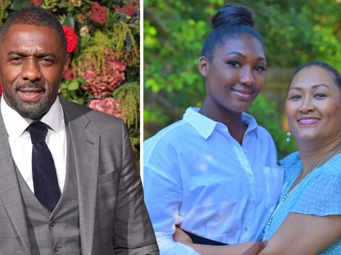 Idris Elba's daughter details her mum's mental health 'struggle' ahead of her big Golden Globes night