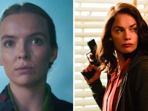 Luther's Alice Morgan and Killing Eve's Villanelle get the crossover of our dreams