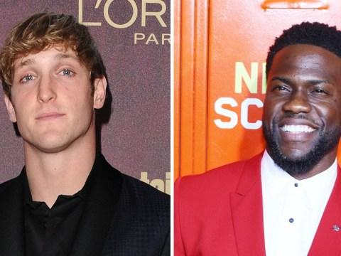 Logan Paul joins Ellen Degeneres in supporting Kevin Hart returning as Oscars host after 'homophobic' tweets