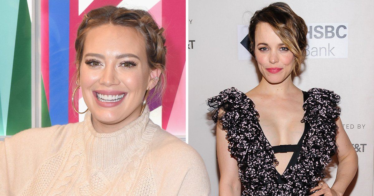 Hilary Duff recreates Rachel McAdams breast-pump pic and it's totally relatable