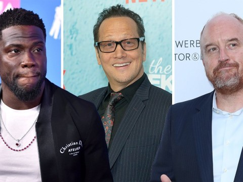 Rob Schneider defends Kevin Hart and Louis CK in Twitter rant: 'Jokes are words'