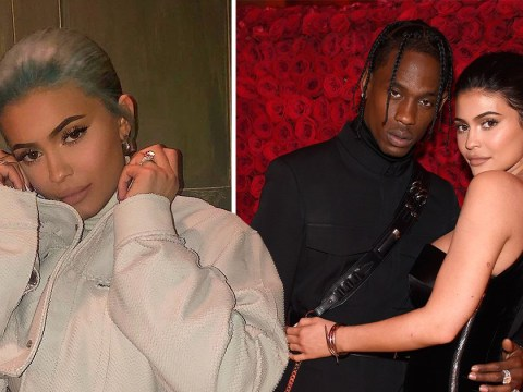 Kylie Jenner sparks engagement rumours with diamond ring after Travis Scott says he will propose
