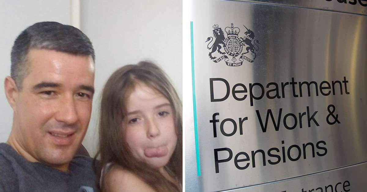 Single dad's benefits are stopped because man with same name is in prison