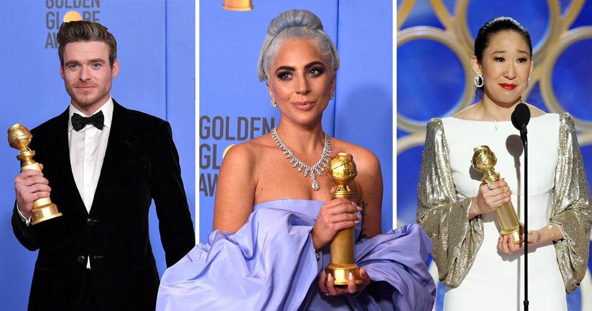 All the winners from 2019's Golden Globes