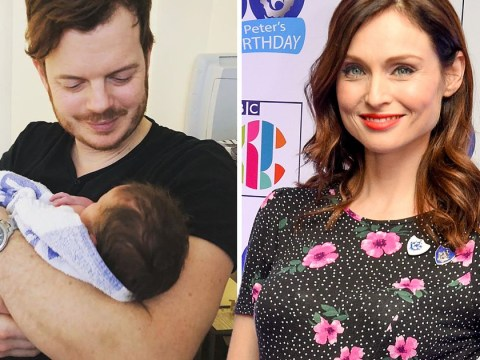 Sophie Ellis-Bextor gives birth to fifth son with husband Richard Jones