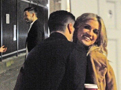 Ashley Roberts and Giovanni Pernice confirm romance as they pack on PDA outside studio