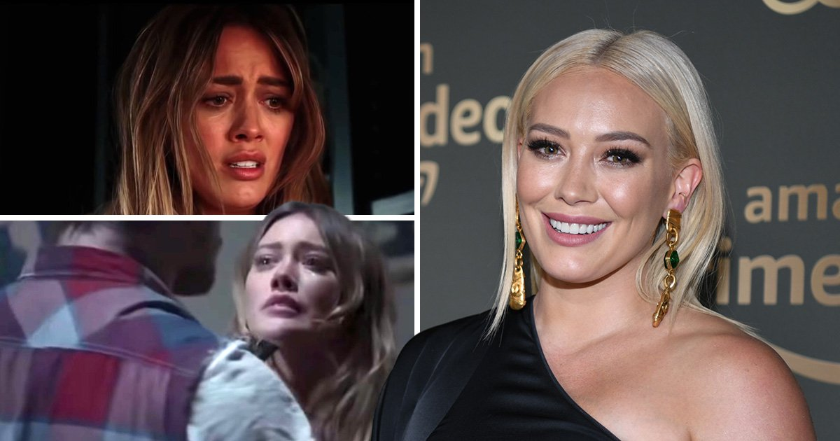 Hilary Duff plays Sharon Tate in 'tasteless' reimagining of Manson Family murders
