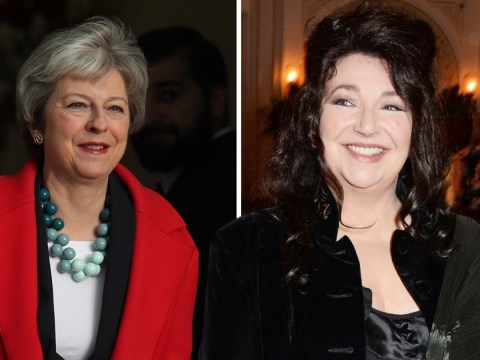 Kate Bush refuses to be called a Tory as she releases statement to clarify political stance