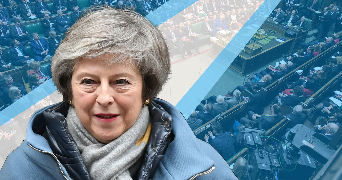 Theresa May will be forced to reveal Brexit Plan B if she loses vote