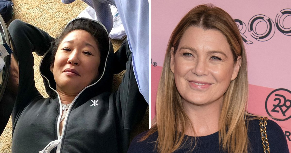 Grey's Anatomy star Ellen Pompeo is Sandra Oh's person after Golden Globes win and we wish Christina Yang could see it