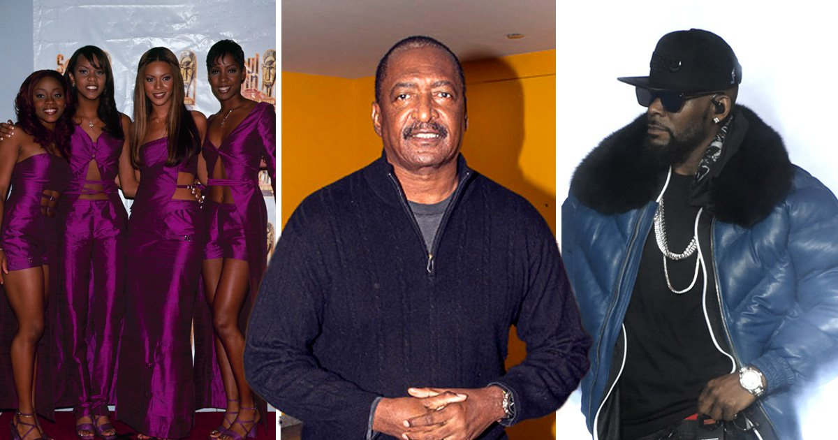Beyonce's dad watched Destiny's Child like a hawk and escorted girls to toilet while working with R Kelly