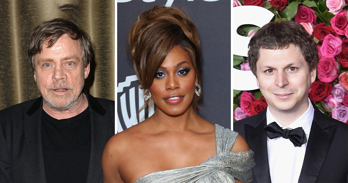 Mark Hamill, Laverne Cox and Michael Cera among stars announced for Jordan Peele's YouTube Premium series