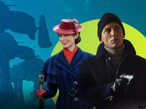 Mary Poppins Returns director wants film to become 'new Star Wars or James Bond'