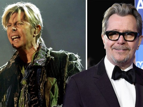 Gary Oldman surprises fans as he narrates David Bowie app on singer's third death anniversary