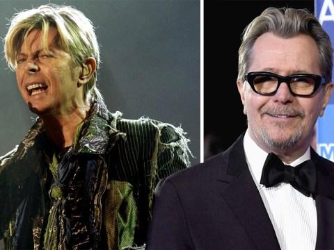 Gary Oldman surprises fans as he narrates David Bowie app on singer's third death anniversary
