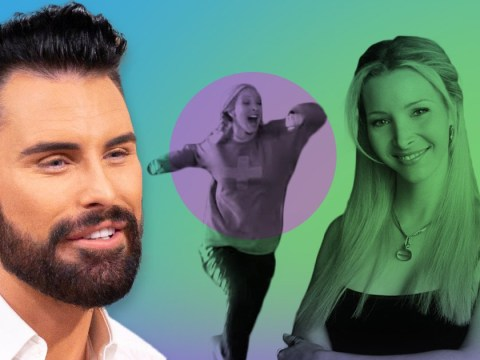 Rylan Clark uses Phoebe from Friends to hit back at homophobic abuse in the street
