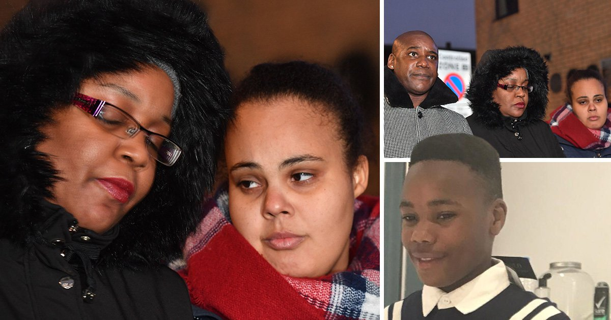 Heartache for family after 14-year-old's murder called 'gang execution'