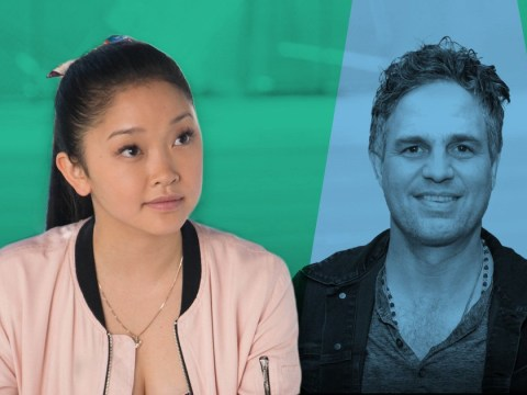 Lana Condor 'would die' if Mark Ruffalo is cast in To All The Boys I've Loved Before but also wants The Rock