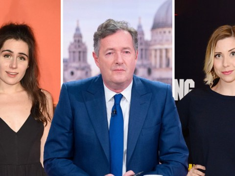 Hazel Hayes and dodie urge Piers Morgan to have empathy for those with mental health issues after Twitter comments