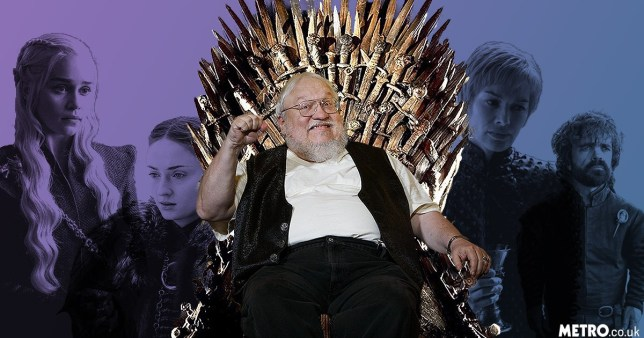 Game Of Thrones' George RR Martin is 'liberated' now the series is over