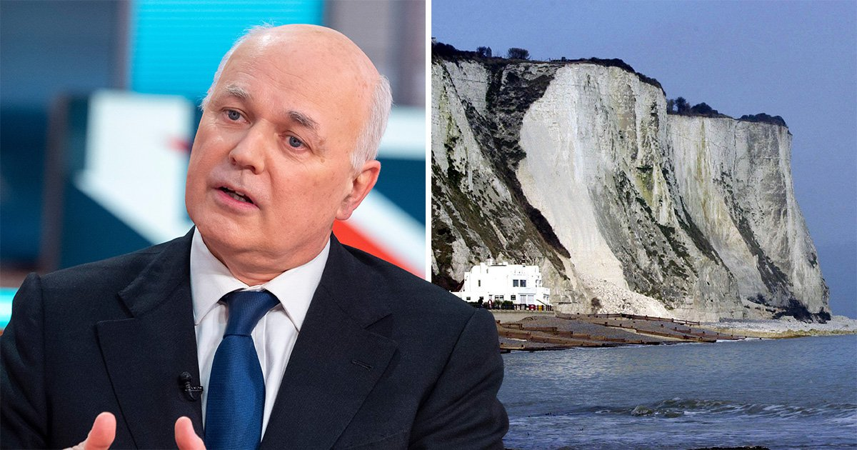No-deal Brexit only way to get back control of borders, claims Iain Duncan Smith