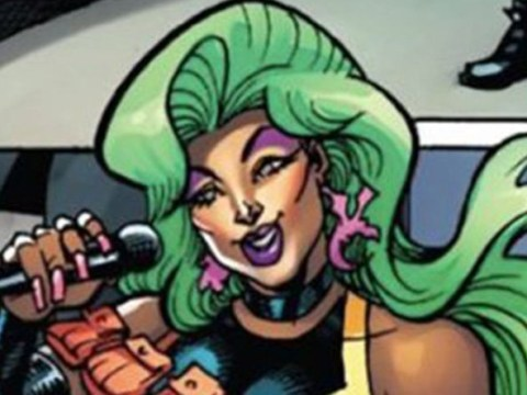 Marvel create first drag queen superhero who rocks up at X-Men mutant Pride parade