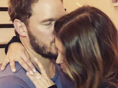 Chris Pratt and Katherine Schwarzenegger engaged after seven months of dating: 'So happy you said yes'
