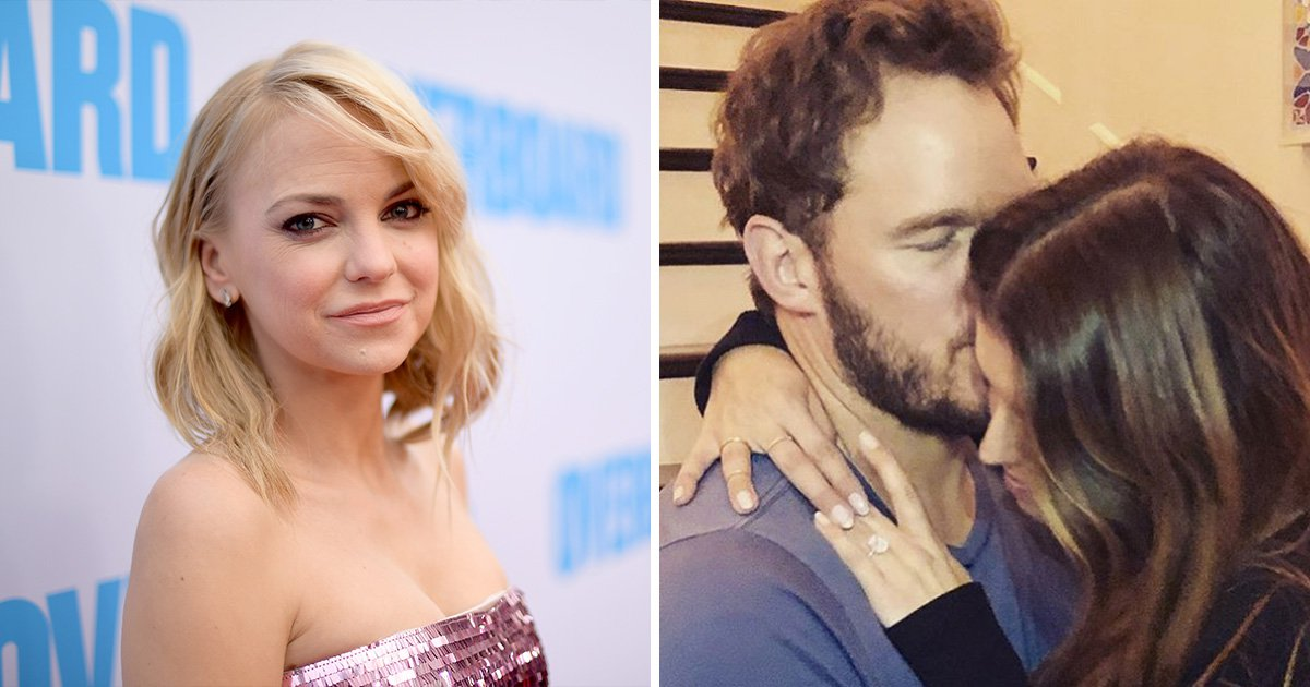 sec_47579407-3640 Anna Faris reveals ex Chris Pratt gave 'heads up' before Katherine Schwarzenegger proposal