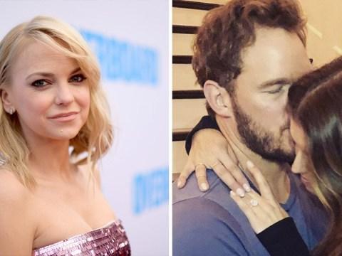 Chris Pratt text ex-wife Anna Faris over Katherine Schwarzenegger proposal
