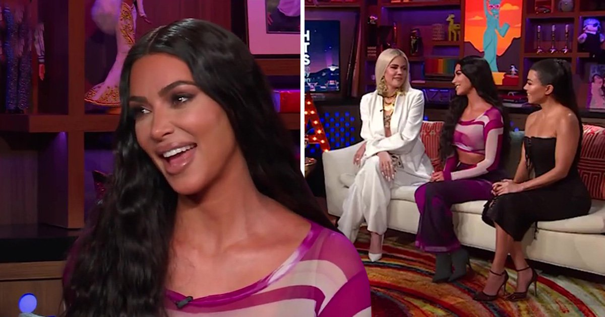 Kim Kardashian West is 'flattered' people get surgery to look like her – but she celebrates individuality
