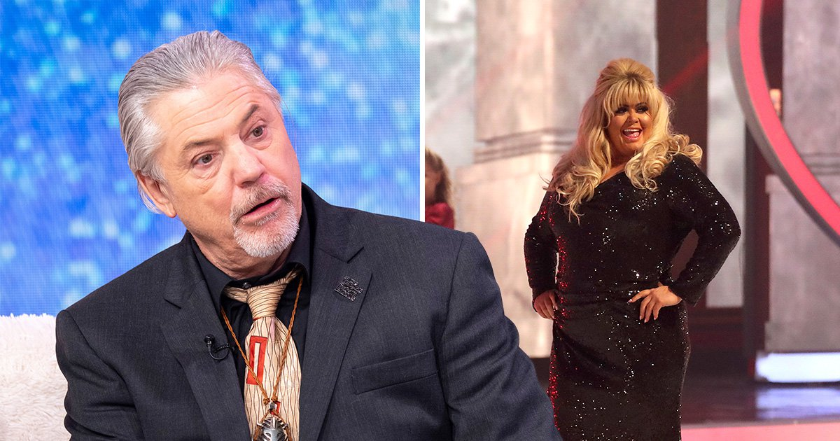 Dancing On Ice's Mark Little mocks Gemma Collins' weight as he tears into her 'scary' behind-the-scenes behaviour