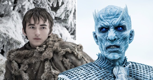 Game of Thrones Bran Stark is The Night King