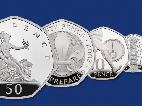 New 50p coins to mark 50th anniversary sold out in record time