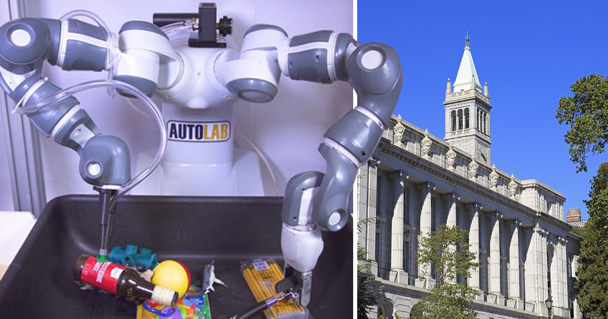Engineers built 'ambidextrous' robot that'll speed up our online orders
