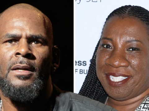 #MeToo founder calls on record label to drop R Kelly: 'Who protects black women?'