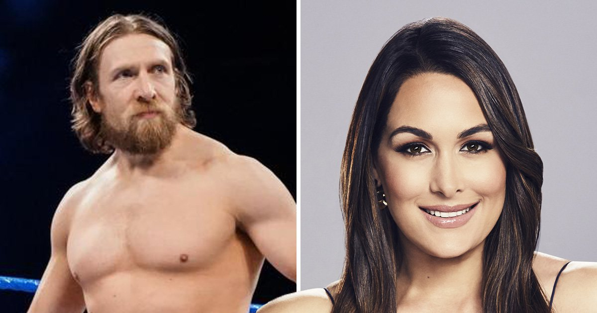 'He thinks humans are the worst things on the planet': Brie Bella insists Daniel Bryan's heel persona is really him
