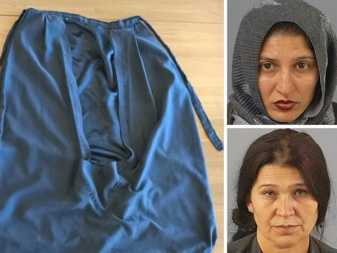 Gang of mums who used altered skirts to steal £4,500 worth of perfume jailed