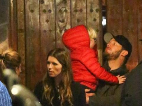 Chris Pratt celebrates engagement to Katherine Schwarzenegger with son Jack as couple 'plan for kids soon'