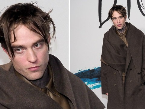 Forget Edward Cullen – Robert Pattinson is now a Jedi, if this look is anything to go by