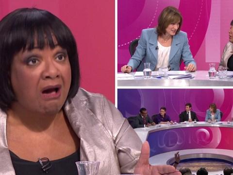 BBC hit back after Labour's Diane Abbott accuses them of 'legitimising racial abuse'
