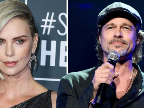 Charlize Theron reveals she is single and squashes Brad Pitt dating rumours
