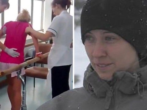 SAS: Who Dares Wins star Esmée reveals horror after becoming paralyzed at 18