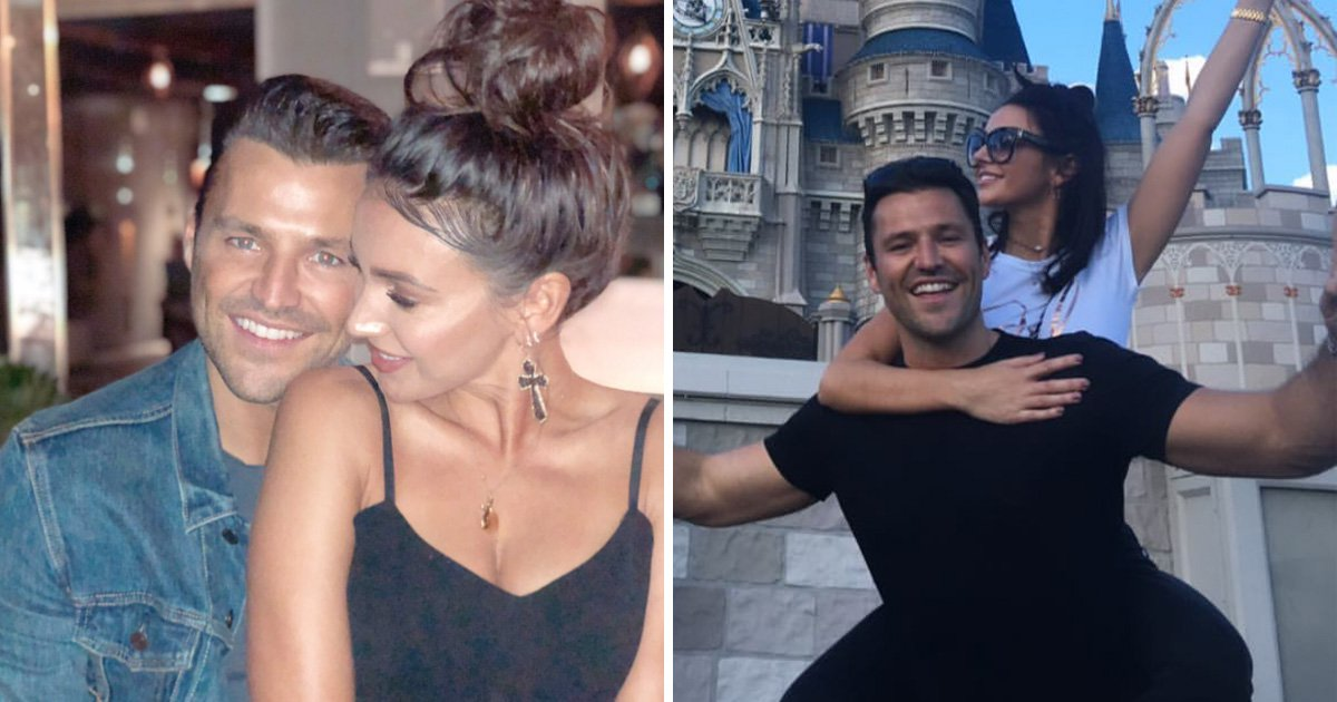 Michelle Keegan hits out at Mark Wright marriage problem claims: 'It's my business'