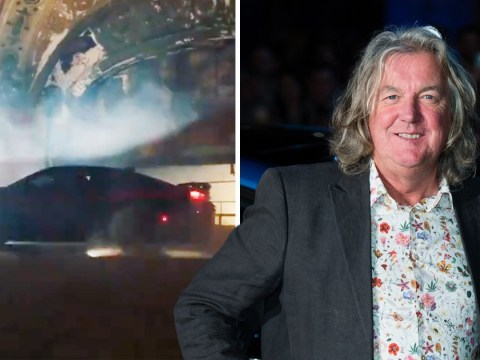 James May 'loses virginity' on Grand Tour and like most first times it was very awkward