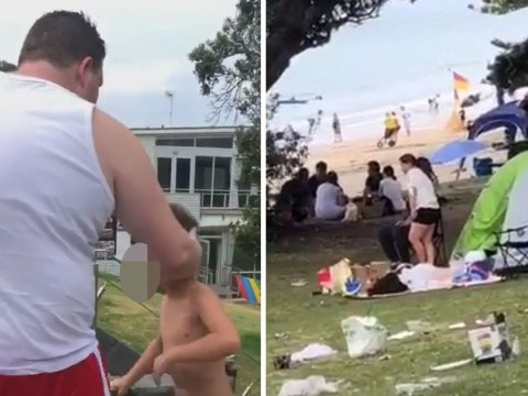 British family tormenting New Zealand leave hotel strewn with cans and 'smelling like poo'