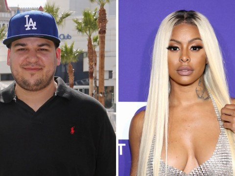 Rob Kardashian's girlfriend Alexis Skyy slams critics and insists she really 'loves' him
