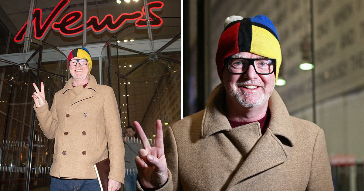 Chris Evans makes grand return to breakfast radio with first Virgin show