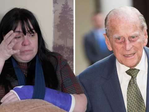 Queen's top aide calls crash victim – but she's still waiting to hear from Prince Philip