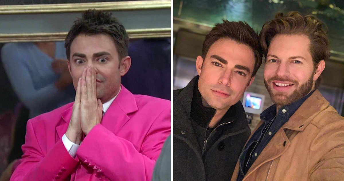 Jonathan Bennett's boyfriend James Vaughan 'so proud' after Celebrity Big Brother USA drop the mother of twists on Mean Girls star